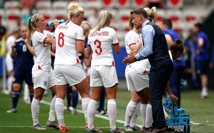 Netherlands gaffer Sarina Wiegman replaces Phil Neville as England Women's head coach - THE SPORTS ROOM