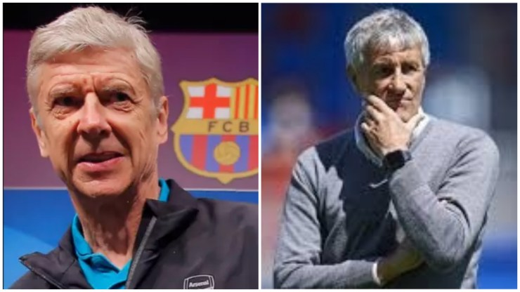 The Exile continues: Arsene Wenger rejects Barcelona's offer to replace Setien - THE SPORTS ROOM