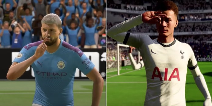 FIFA 21: EA removes celebrations that are 'toxic' - THE SPORTS ROOM