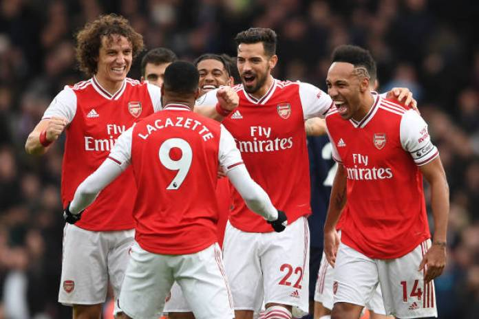 Alexandre Lacazette states how Arsenal can redeem themselves this season - THE SPORTS ROOM