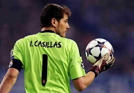 Iker Casillas ,the 'Saint' between posts hangs up his gloves at 39 - THE SPORTS ROOM