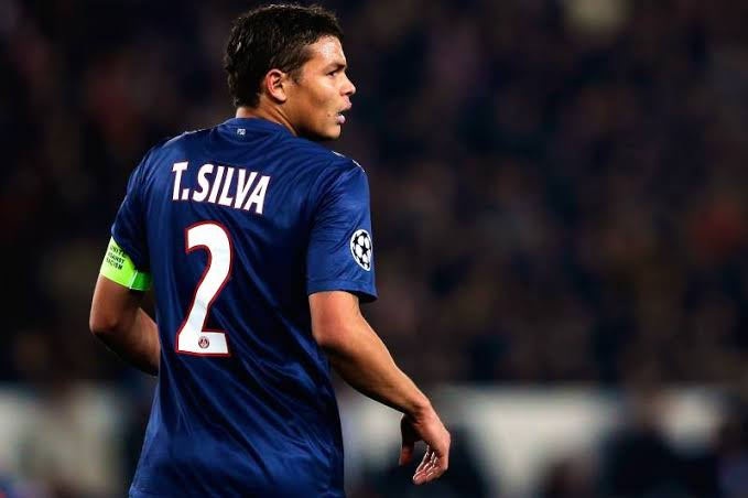 Thiago Silva officially joins Chelsea, club confirms signing the former PSG defender - THE SPORTS ROOM
