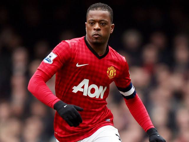 Watch former Manchester United icon Patrice Evra in action in the Middlesex County League! - THE SPORTS ROOM