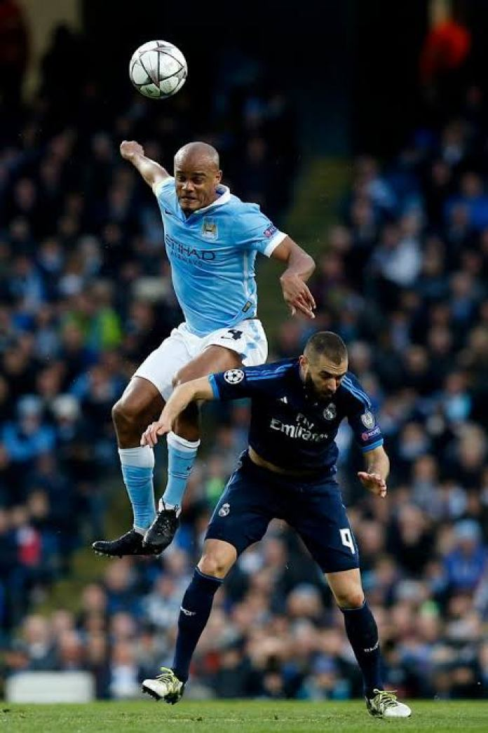 Vincent Kompany retires from professional football, to become full time head coach at Anderlecht - THE SPORTS ROOM