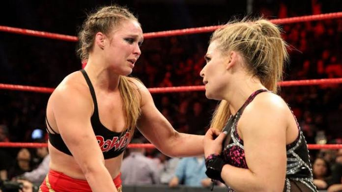 One of the most special matches of my career: Natalya recalls bout with Ronda Rousey - THE SPORTS ROOM