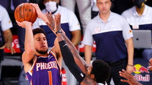 NBA: Devin Booker just showed the world how good he is after Suns remain undefeated inside the Bubble - THE SPORTS ROOM