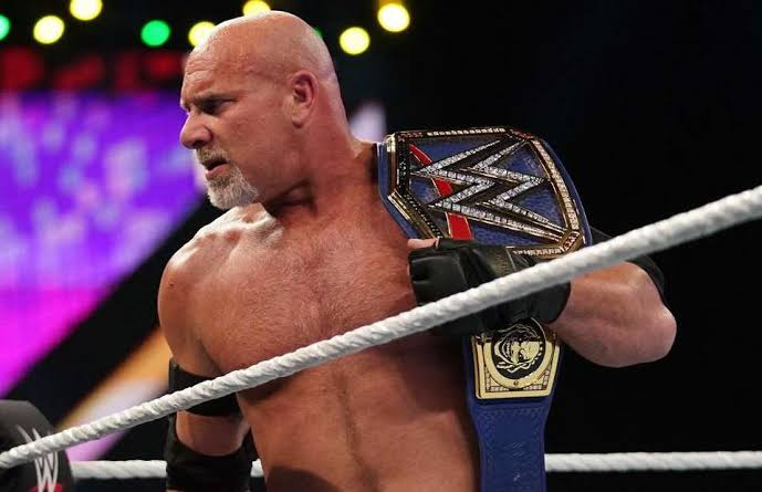 Goldberg bawls out at Roman Reigns, calls him a 'Joke' - THE SPORTS ROOM