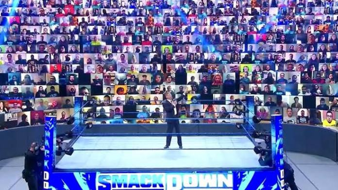 I loved it: Chris Jericho hails WWE's ThunderDome concept - THE SPORTS ROOM