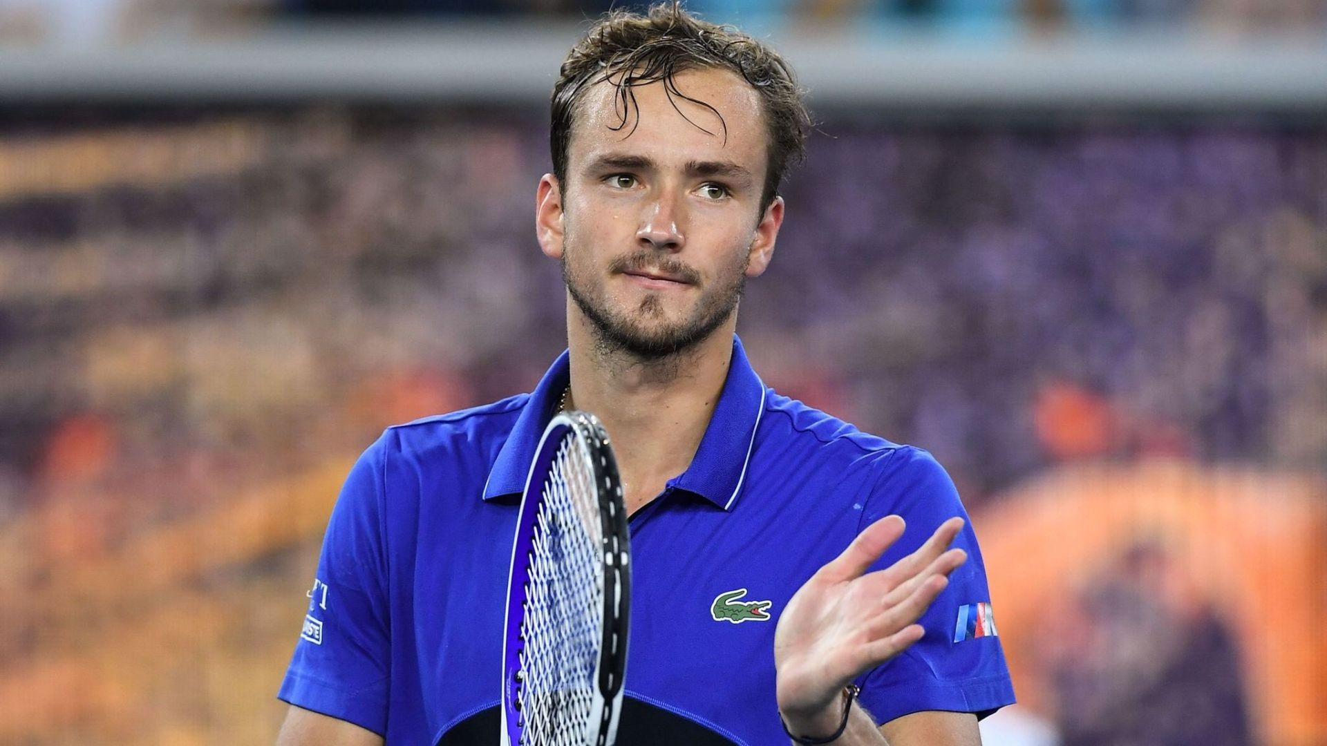 Russian tennis icon Daniil Medvedev confident over the COVID-19 measures at US Open - THE SPORTS ROOM