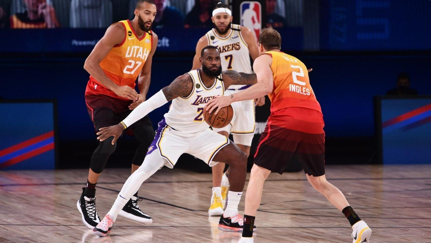 NBA: Los Angeles Lakers clinch 1st Seed in Western Conference, Shake Milton breaks Spurs' hearts and more - THE SPORTS ROOM