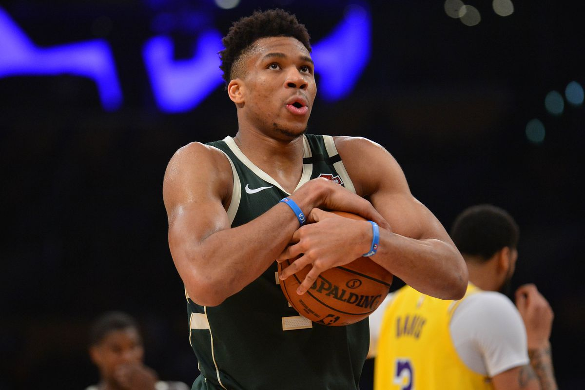 Giannis Antetokounmpo crowned KIA NBA Defensive Player of the Year - THE SPORTS ROOM