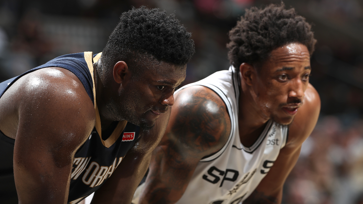 Zion Williamson blames poor Start as the Pelicans are eliminated from the NBA Playoffs - THE SPORTS ROOM