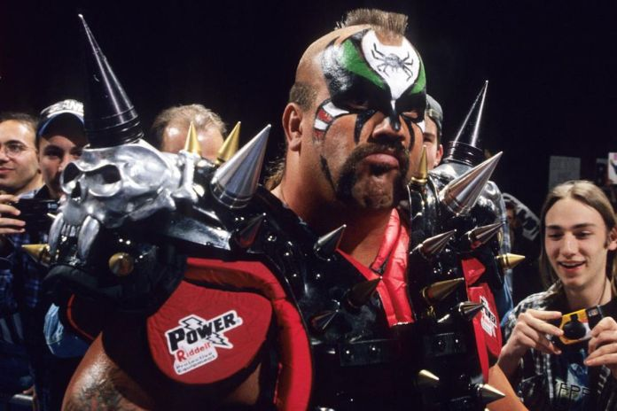 The Rock tributes Joe Laurinaitis of The Road Warriors on his passing - THE SPORTS ROOM