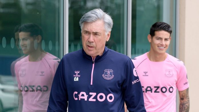 My Young Padawan: James Rodríguez and Carlo Ancelotti's unblemished bonding across 3 clubs - THE SPORTS ROOM