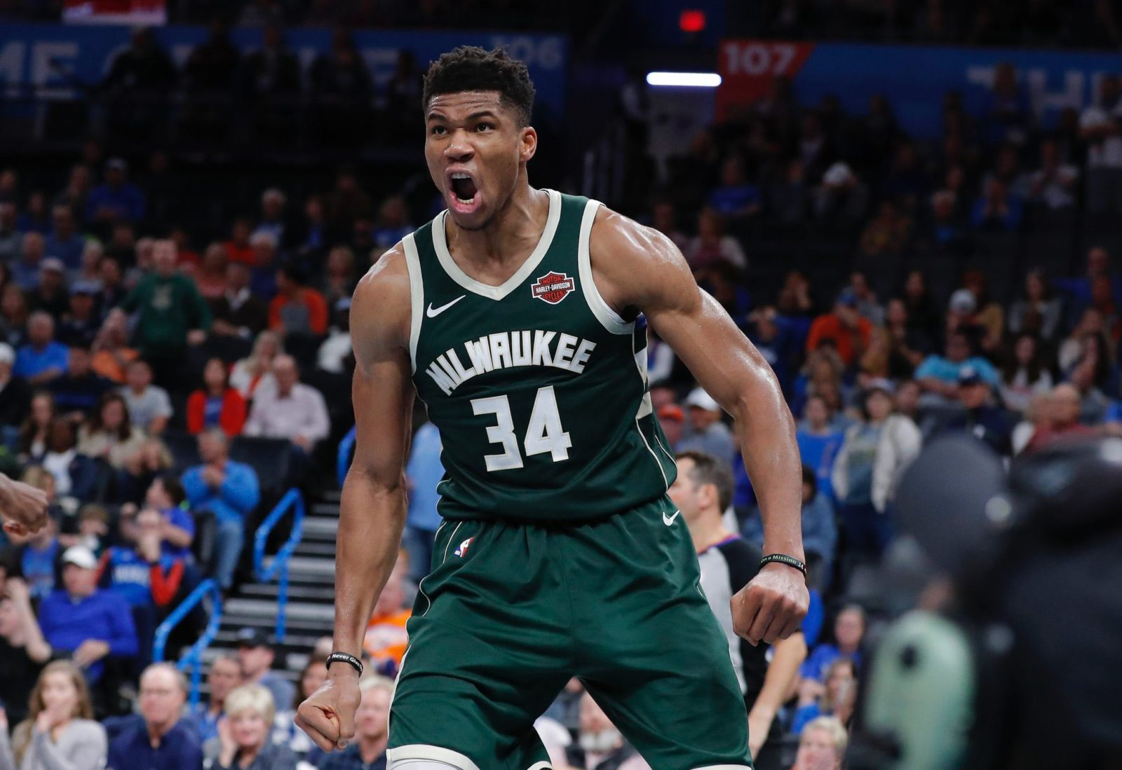 Giannis Antetokounmpo wins NBA MVP award for 2nd straight season - THE SPORTS ROOM