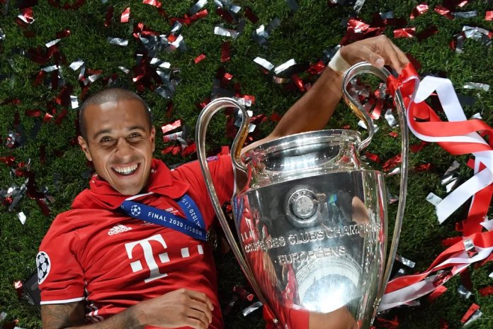 Bavaria will always be my home: Liverpool-bound Thiago's touching message to Bayern Munich - THE SPORTS ROOM