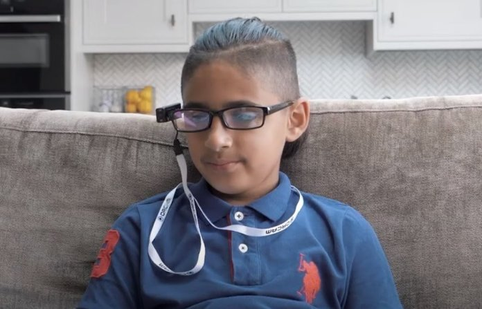 Mes-see: Lionel Messi sends £4,200 OrCam glasses to young blind Arsenal supporter - THE SPORTS ROOM