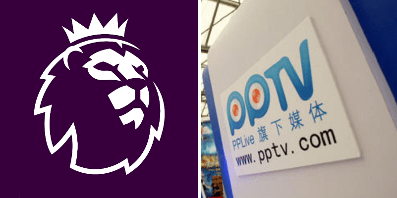 Premier League terminates contract with Chinese broadcasters PPTV - THE SPORTS ROOM