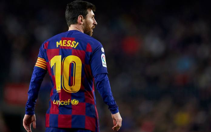 The Plot Thickens: Lionel Messi will have to miss the entire La Liga campaign to quit the club - THE SPORTS ROOM