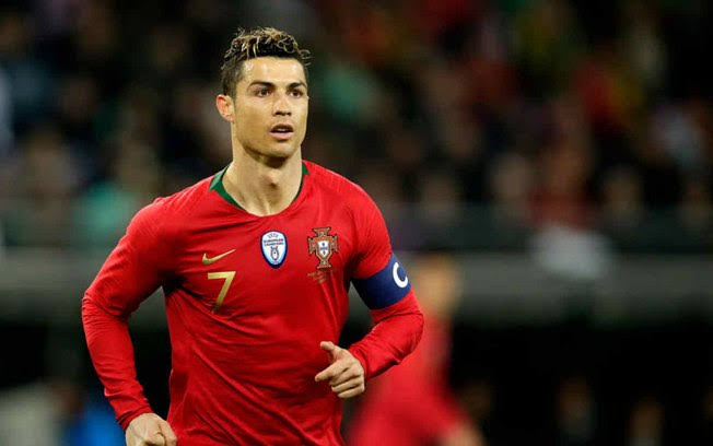 Flawed footwork: Cristiano Ronaldo misses Portugal training session because of foot infection - THE SPORTS ROOM