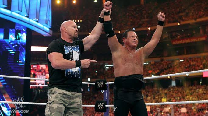 Jerry Lawler recalls his 2011 WrestleMania escapade - THE SPORTS ROOM