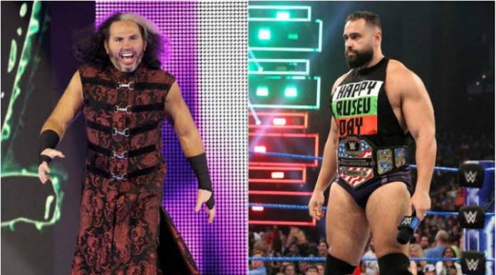 Rusev lashes out at WWE for lacklustre social media policies - THE SPORTS ROOM