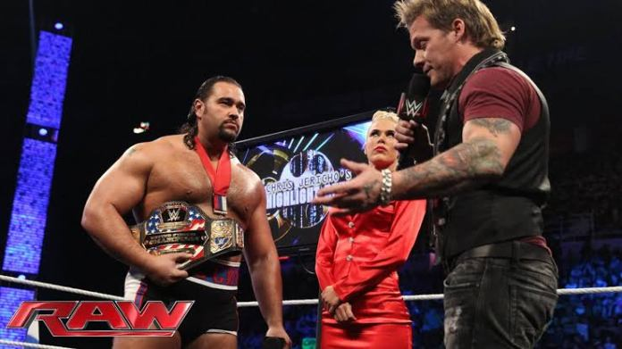 Chris Jericho claims WWE will feel remorse for Miro dismissal, hints possible AEW stint - THE SPORTS ROOM