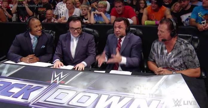 Reason revealed behind Mauro Ranallo's departure from the WWE - THE SPORTS ROOM