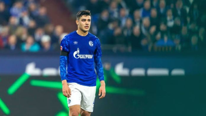 Schalke's Ozan Kabak shockingly spits on opponent following foul - THE SPORTS ROOM