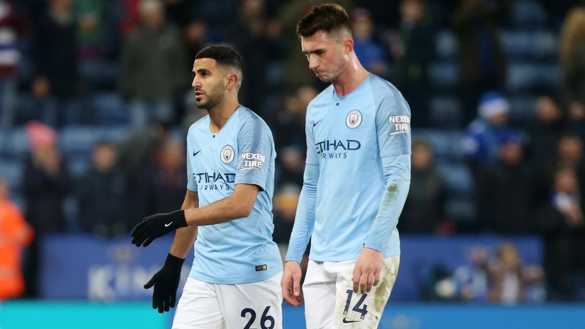 Covid in Manchester: Riyad Mahrez and Aymeric Laporte test positive for the dreaded disease - THE SPORTS ROOM