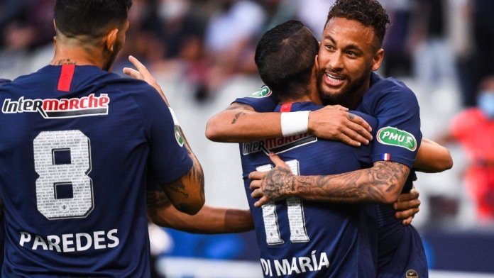 Triple Threat: PSG icons Neymar, Di Maria, Paredes test positive for COVID-19 - THE SPORTS ROOM