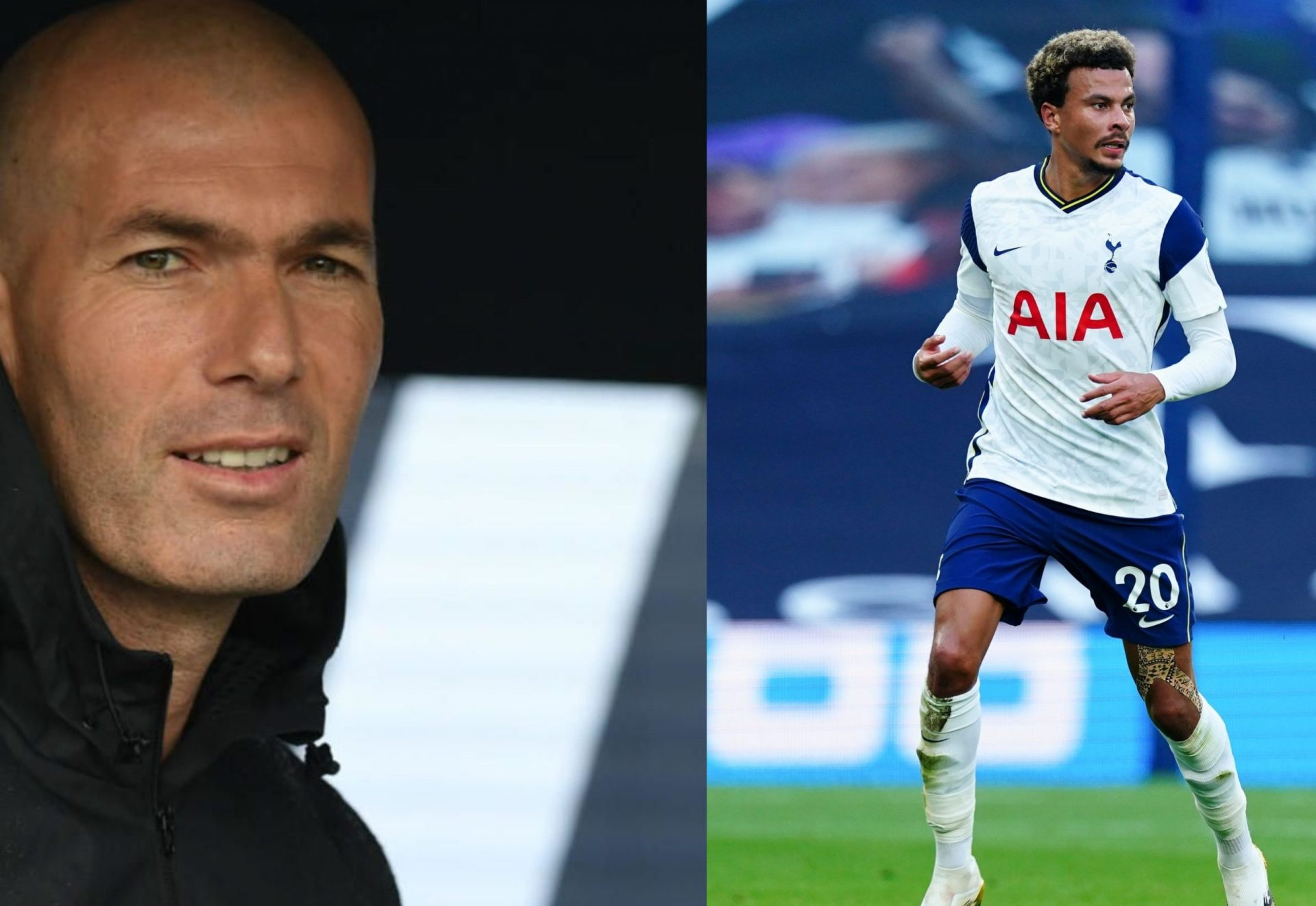 Ghost from the past: Dele Alli's Real move in jeopardy over his 2017 comments - THE SPORTS ROOM