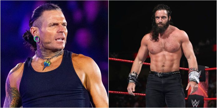 Jeff Hardy vs. Elias confirmed for WWE Hell in a Cell PPV - THE SPORTS ROOM