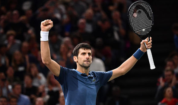 """Novak Djokovic pulls out of Paris Masters with """"no points to be gained"""" - THE SPORTS ROOM"""