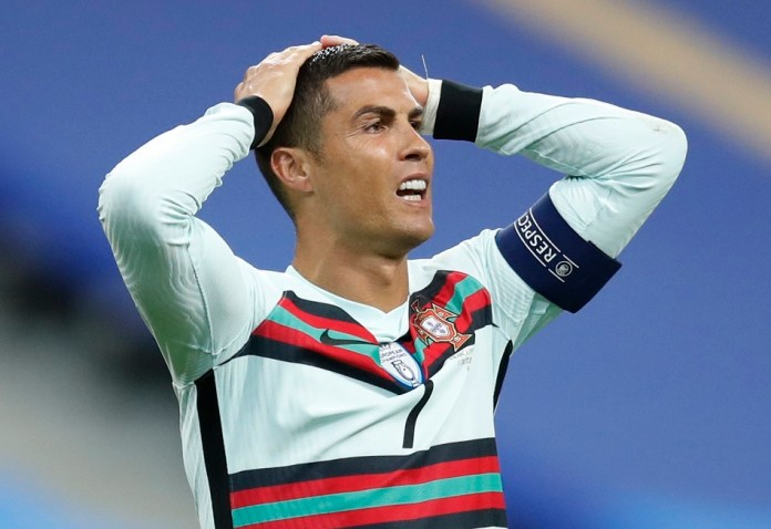 BREAKING: Cristiano Ronaldo has tested positive for COVID-19! - THE SPORTS ROOM