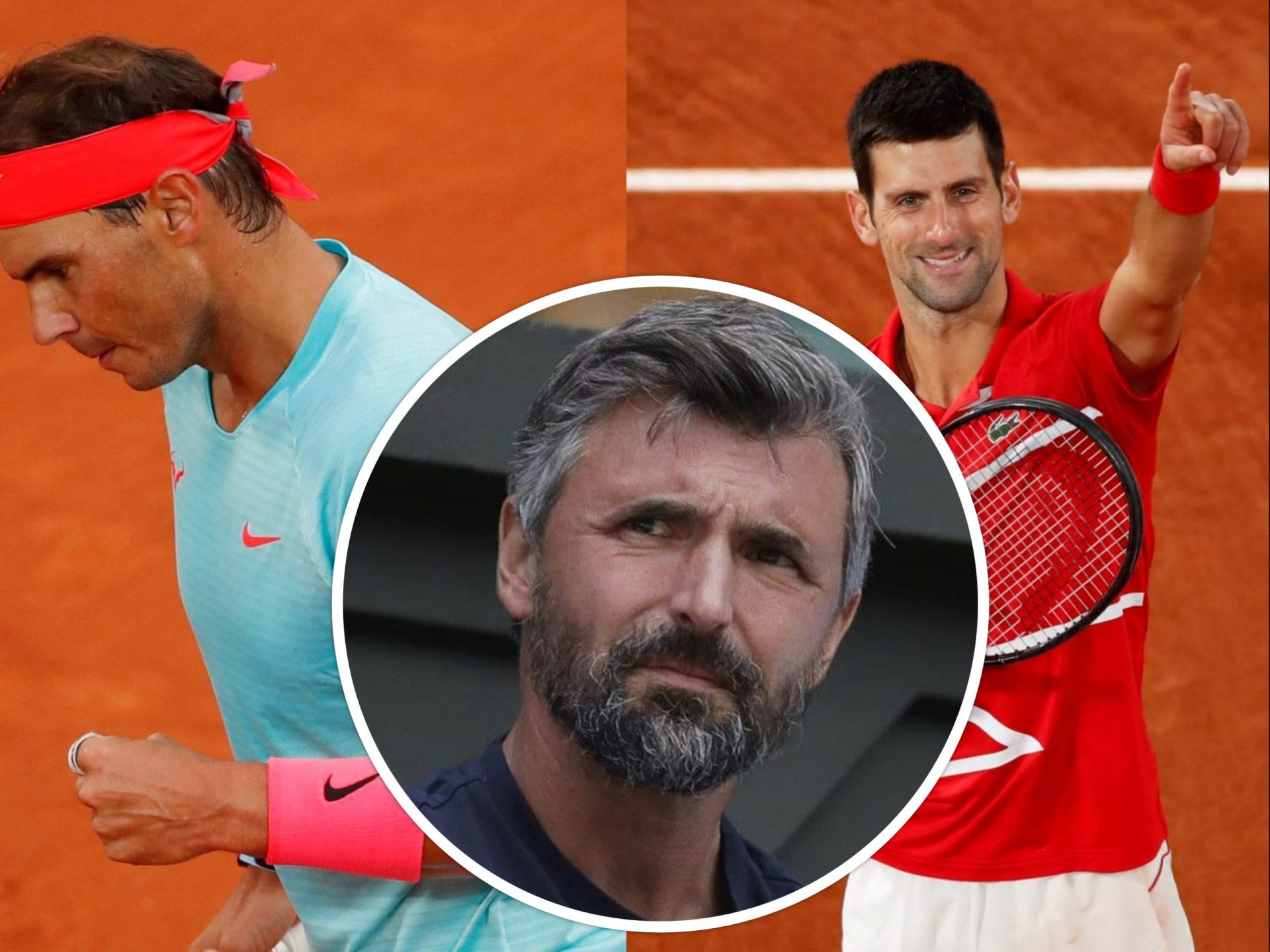 """Nadal thinks Djokovic's coach was """"arrogant"""" with his claims before French Open finals - THE SPORTS ROOM"""