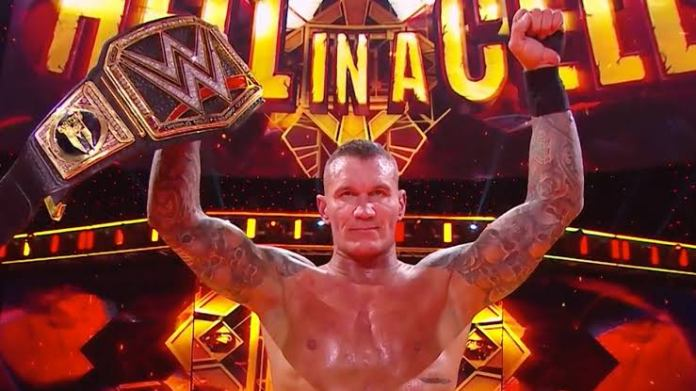 Randy Orton pulls a cheeky joke referring to Batista's acting career - THE SPORTS ROOM