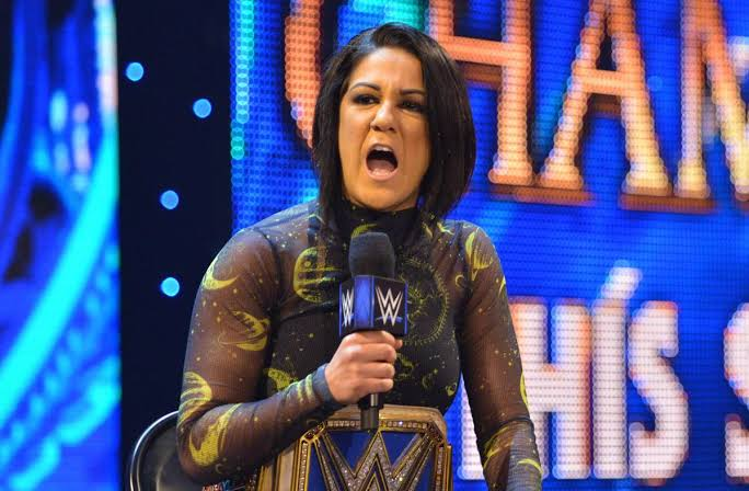 You love to prove people wrong: Bayley's motivation behind her success - THE SPORTS ROOM