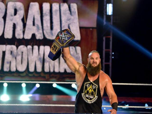 Braun Strowman shows remarkable body transformation in latest Instagram post - THE SPORTS ROOM
