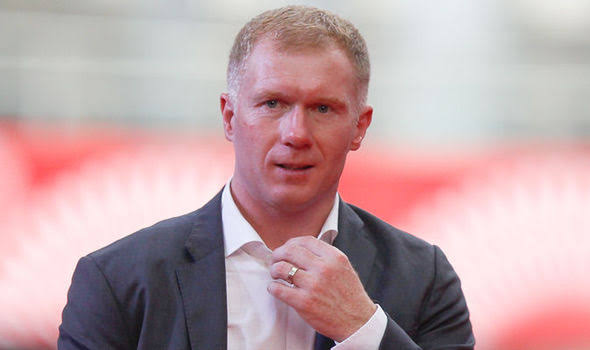 Manchester United legend Paul Scholes takes charge of Salford City - THE SPORTS ROOM