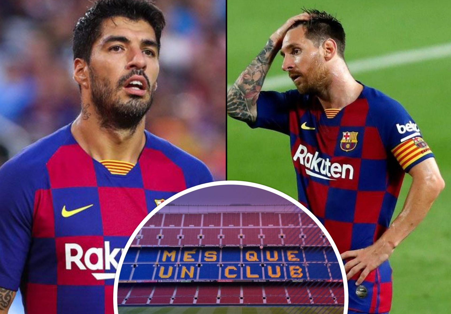 The pain, the tears and the departure: Luis Suarez finally breaks silence on the entire saga at Barcelona - THE SPORTS ROOM