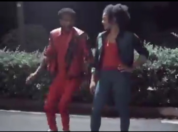 Watch: Montez Ford And Bianca Belair celebrate Halloween with a recreation of Michael Jackson's 'Thriller' - THE SPORTS ROOM