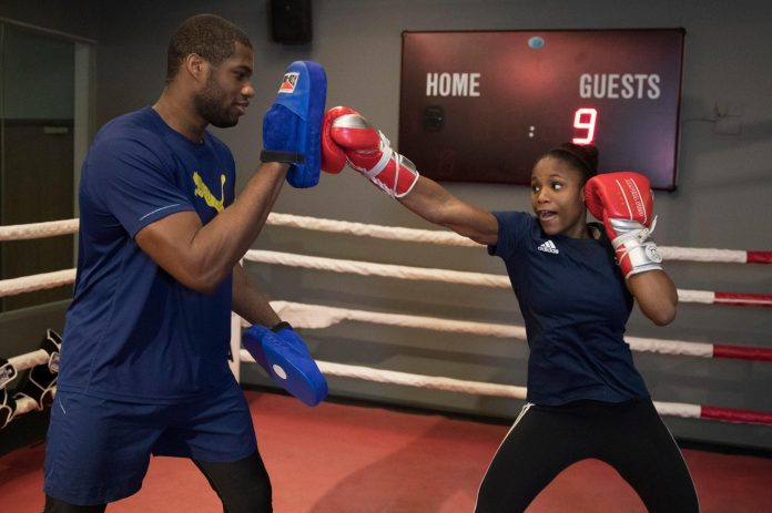 """Daniel Dubois claims his sister Caroline Dubois is an """"all-round better boxer"""" - THE SPORTS ROOM"""