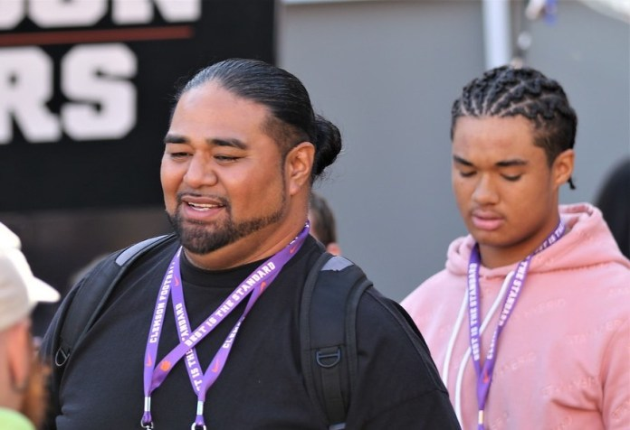 Why has DJ Uiagalelei blocked his dad on Twitter? The Clemson QB has a hilarious reason - THE SPORTS ROOM
