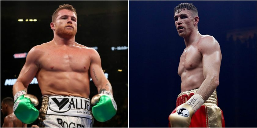 Canelo Alvarez set to fight Callum Smith on December 19 - THE SPORTS ROOM