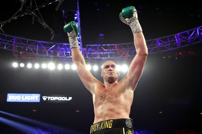 Tyson Fury isn't coming back to the ring before 2021 - THE SPORTS ROOM