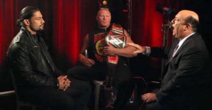Paul Heyman hails Roman Reigns as the 'single biggest' WWE superstar at present - THE SPORTS ROOM