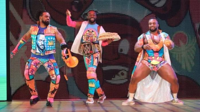 Big E reveals what WWE had originally planned for The New Day - THE SPORTS ROOM