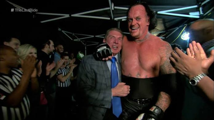 Is Vince McMahon really a 'monster'? The Undertaker opines about the WWE CEO - THE SPORTS ROOM