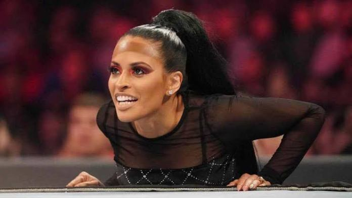 Zelina Vega names the two wrestling icons who had faith in her - THE SPORTS ROOM